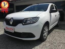Título do anúncio: Renault Logan AUTHENTIQUE 1.0 12V