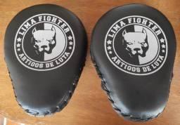 Aparador Luva Boxe Muay Thai Usado Apenas Uma Vez