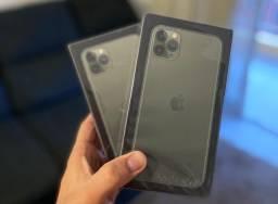 iPhone 11 Pro Max apple, 64gB, Verde, 1 Ano de Garantia (Caixa completa)