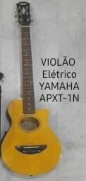 Violão Yamaha APXT-1N (equipamento profissional)