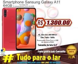Smartphone Sansung A11 64 gb