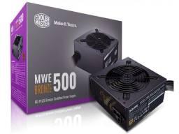 fonte cooler master 500w