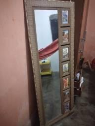 Vendo espelho grande e novo