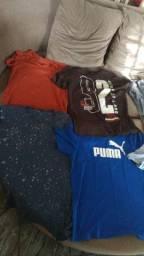 Camisa Bazar tudo 50$