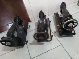 Lote Máquina de costura antigas oferta 300,00 o  Lote