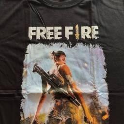 Camisetas P/M/G