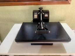 Prensa Plana 40x60 para Sublimação + Impressora Epson