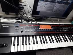 Título do anúncio: Roland Juno G teclado Sintetizador