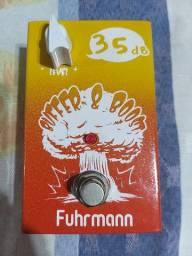Pedal Fuhrmann buffer & boost