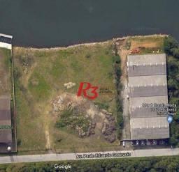 Terreno à venda, 11000 m² - Cing - Guarujá/SP