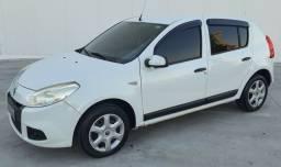 Renault Sandero Exp 1.6 2012 com APENAS 27.000 km completo