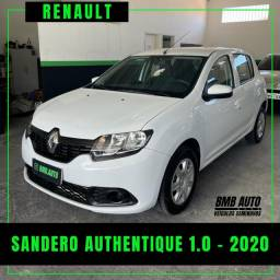 SANDERO AUTHENTIQUE 1.0 2020