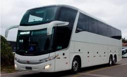 Título do anúncio: Ônibus Ld G7 1600 Marcopolo Scania K400 2018 Completíssimo.