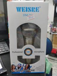 Microfone Profissional Weisre Dm-701