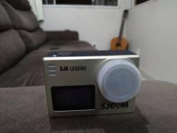 Vendo GoPro Sjcam sj6 legend estado de nova