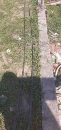 Coluna de ferro 9 metros
