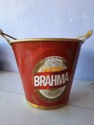 Balde de cerveja Brahma