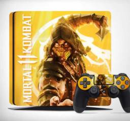 ps4 slim 500 gb mortal kombat