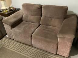 02 sofas sala retratil