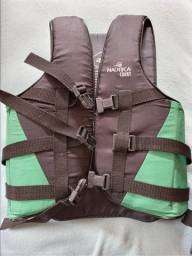 Colete salva-vida 40 kg marca Nautika