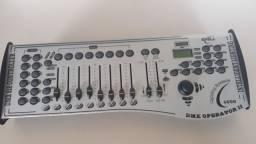 Controle de Iluminação DMX Operador II