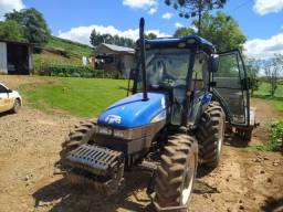 Trator New Holland Modelo TL<br><br>