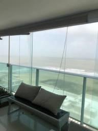 R$ 1.400.000 ,Apartamento No Farol da Ilha ,Vista MAR ,187m² , 4 Quartos