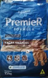 Ração super Premium Premier