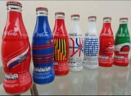 Garrafas Coca-cola Olimpíadas Rio 2016 - Cheias