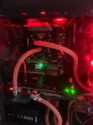 Kit Gamer - Placa mãe + Processador + 16gb memória
