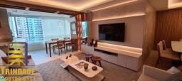 Apartamento No Edifício Zefirus , Calhau ,Todo Projetado ,Nascente ,178m²