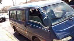 Van H 100 1995 em bom estado motor novo