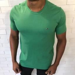 Camisetas masculinas fio 30.1