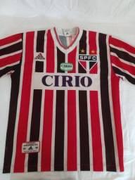 Camisa São Paulo original 98 Adidas
