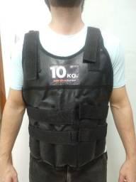 Colete de carga - 10kg para treino
