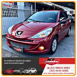 Peugeot 207 XR SPORT 1.4 MANUAL FLEX COMPLETO