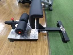 Equipamento Profissional Maquina Sissy Squat Pro Machine