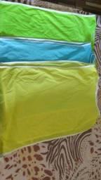 Coletes cores variadas