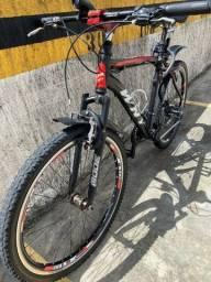 Vendo bicicleta bem equipada