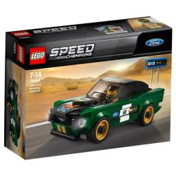 Lego Speed Chapions * Ford Mustang Fastback, novo, pronta entrega!