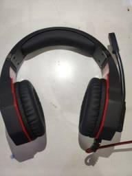 Headset Gamer Pro Para Pc/notebook/smartphone