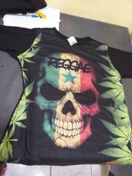 Vendo camisa do reggae