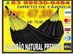 Rede de Dormir e Descanso Casal Jeans Preço de Fábrica Qualidade Premium