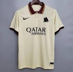 Camisa Roma - 2020/2021
