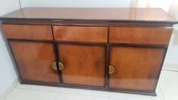 Estante rack madeira - premium