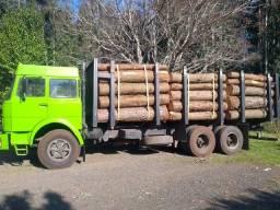 Caminhão transtora florestal Fiat 190h
