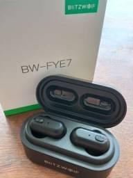 Fone Bluetooth Blitzwolf BW-FYE7 - Entrega grátis / Aceito cartão