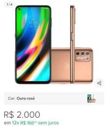 Vendo MotoG9 Plus