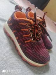 Sapato semi novo E bota semi nova