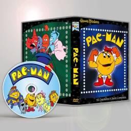 Pac-man Hanna-Barbera Completo